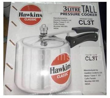 Hawkins Classic Pressure Cooker - 3 Ltr