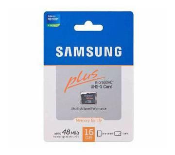 Samsung মেমোরি কার্ড-১৬ জিবি