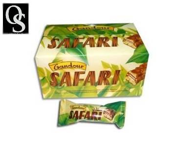 Safari Chocolate - 24 piece
