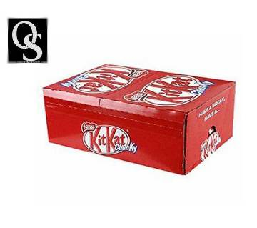 Kitkat 2 Finger Box - 36 Piece