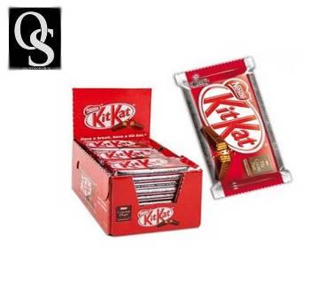 KitKat হোয়াইট 4 ফিঙ্গার চকলেট - 996gm