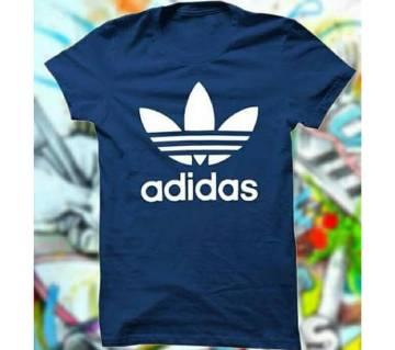 মেনজ Adidas রাউন্ড নেক টি-শার্ট