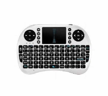 i8 Wireless Mini Keyboard with Mouse