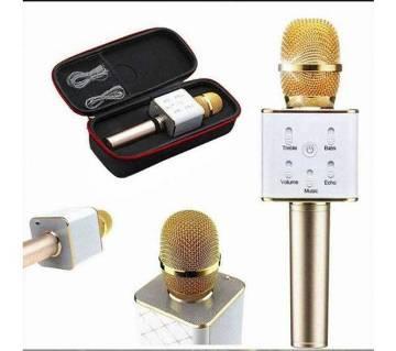 Bluetooth Q7 Karaoke microphone