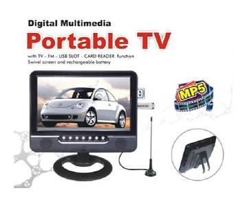 """9.5"""" LCD পোর্টেবল টিভি"""