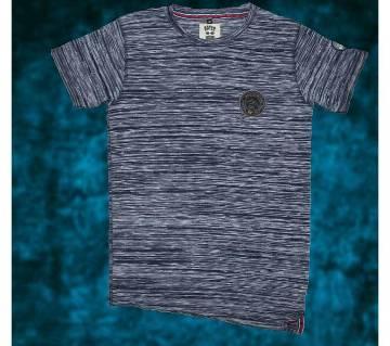 BOYSH Angle Pattern Cotton T-shirt