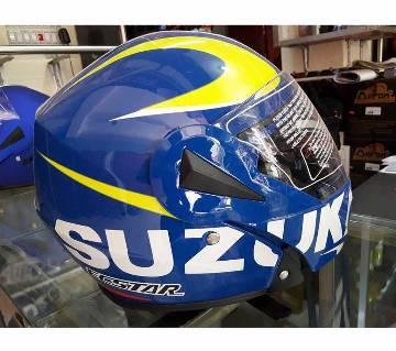JEERA Suzuki মোটর বাইক হেলমেট