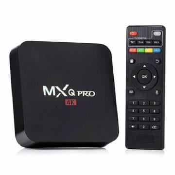 MXQ-4K pro Android TV Box