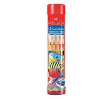 FABER CASTELL Colour Pencils-12 pcs