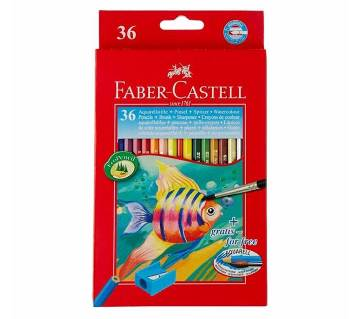 FABER CASTELL Color Pencil-36 pcs