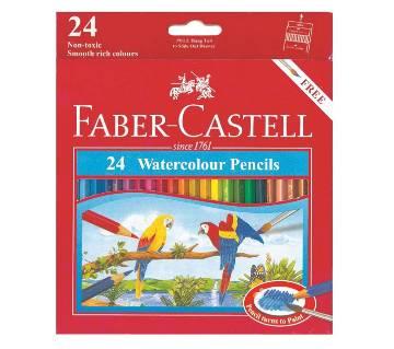 FABER CASTELL Color Pencil-24 pcs