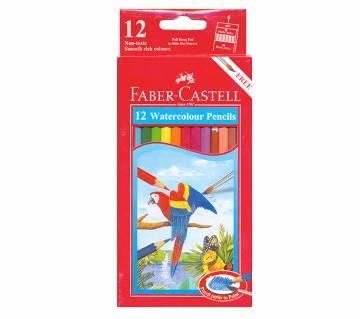 FABER CASTELL Color Pencil-12 pcs