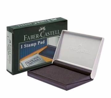 FABER CASTELL Stamp Pad (Medium) - Green