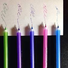 Matador Hi-School Colors Pen - Multicolor - 20 Pcs