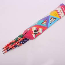 Matador Trio Pencil HB - 12pcs (Pack Of One)