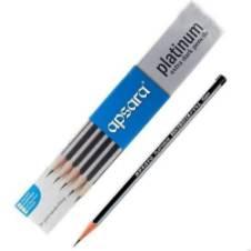 Apsara Platinum Extra Dark Pencils 2B - 144Pcs (Pack Of Twelve)