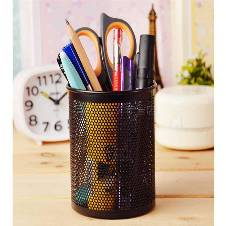 Deli-909 Pen Holder - 3Pc