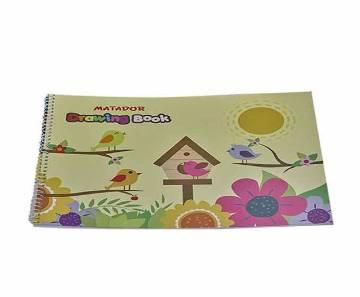 Matador Drawing Book-44 pages