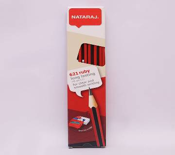 NATARAJ PENCIL- 12 Pcs