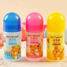 Deli-7301 Liquid Glue - 3 Pcs