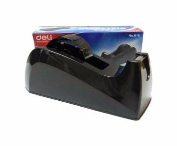 Deli 816 Tape Dispenser -Black