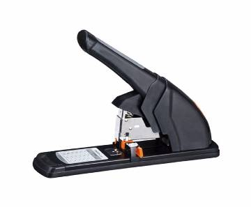 Deli 0386 Stapler Machine - Black