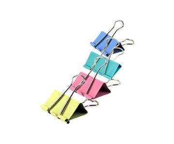 Deli 32mm Binder Color Clip