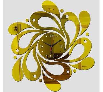 ওয়াল ক্লক - 3D ওয়াল স্টিকার