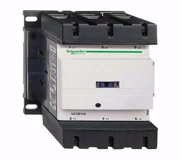 TeSys D Magnetic contactor LC1D115F7