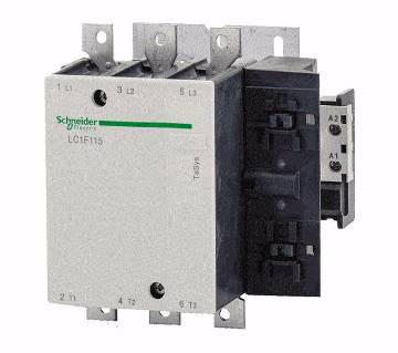TeSys F Magnetic contactor LC1F115P7