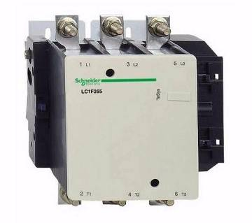 TeSys F Magnetic contactor LC1F225F7