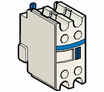 TeSys D - auxiliary contact block LADN11
