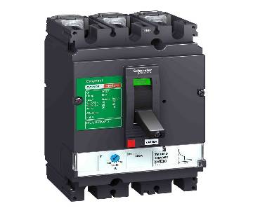 3P 320A Easypact CVS-400F Magnetic MCCB LV540305