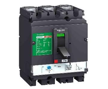 3P 400A Easypact CVS-400F Magnetic MCCB LV540306