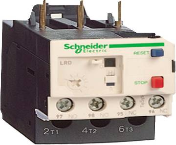 9-13A TeSys LRD thermal overload relay LRD16