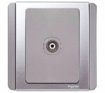 1 Gang TV Socket Outlet