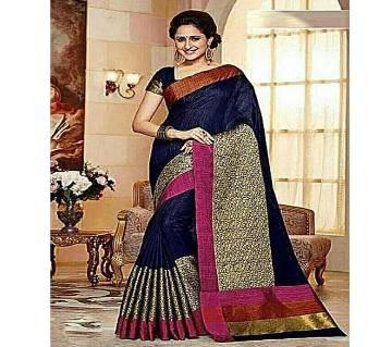 Tussore Silk Saree