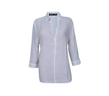 Viscose Long Sleeve Shirt
