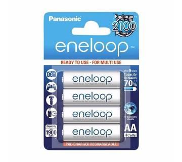 Panasonic Enloop 4(AA) 2000 mAh battery