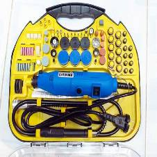 211Pcs Electric Rotary ড্রিল গ্রাইন্ডার