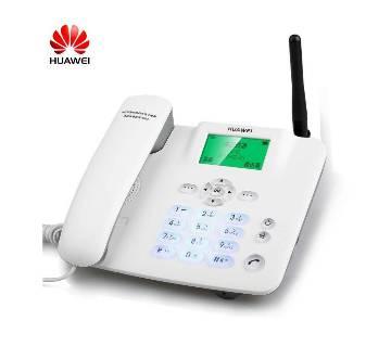 Huawei সিঙ্গেল সিম সাপোর্টেড ডেস্ক ফোন