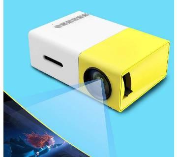 মিনি H400 LED প্রোজেক্টর