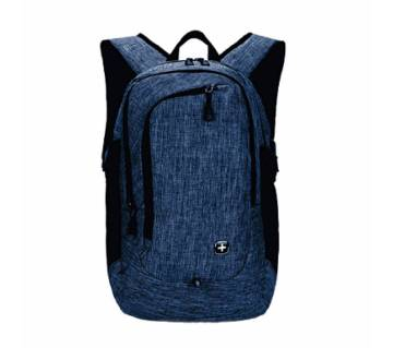 North Wolfman Backpack-Blue,