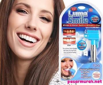 Luma Smile টিথ পলিশিং কিট