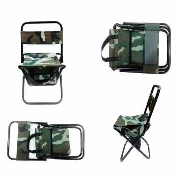 Folding Pocket Army Chair