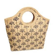Natural Jute Shopping Bag_Small