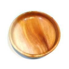 Wooden Platter Round 22cm