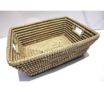 Square fruit basket-18cm