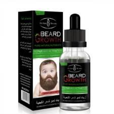 AICHUN BEAUTY Beard Oil Mustache Hair Growth Pure Natural Nutrients  30ml