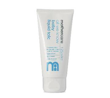 Mothercare All We Know Baby Liquid Talc - 125ml UK